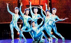 Cirque du soleil girls
