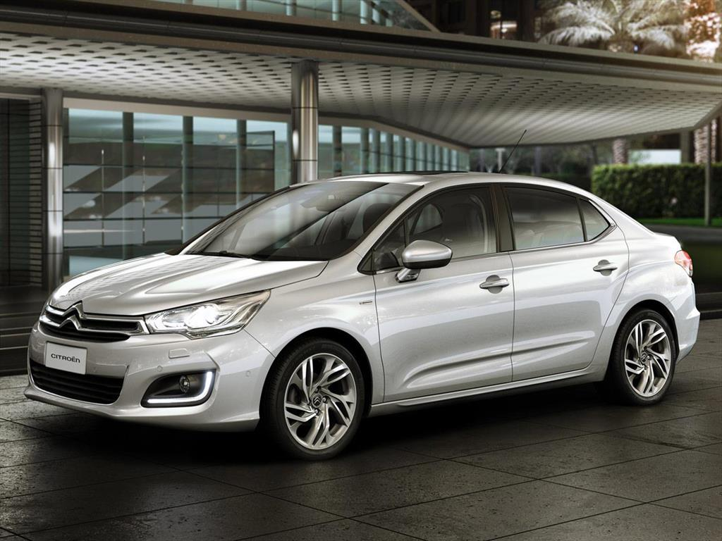 Citroen C4 Lounge - Citroen Photo  39410924