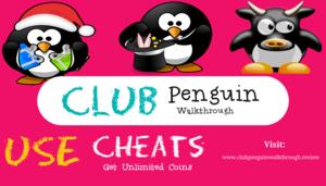 Club пингвин Walkthrough Mission