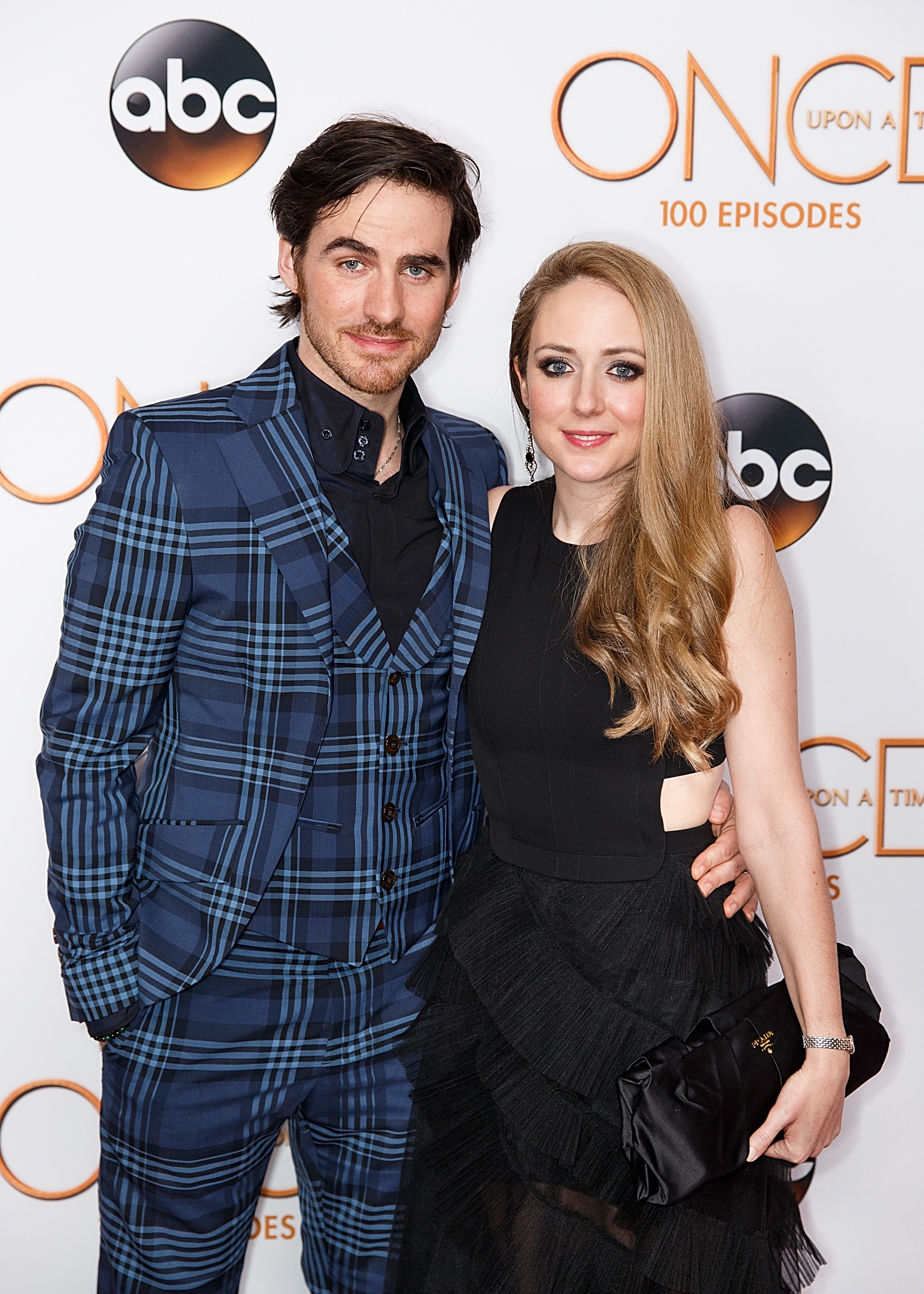 """Colin O'Donoghue 