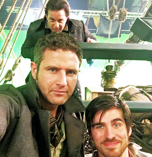 Colin and Bernard