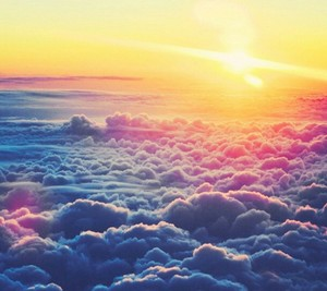 Colorful heaven