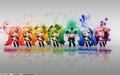 random - Colors of Miku wallpaper