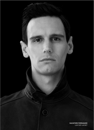 Cory Michael Smith - Bello Magazine Photoshoot - 2015