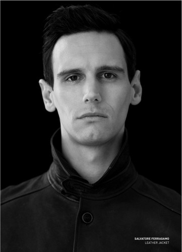 cory michael smith height