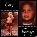Cory and Topanga as little tikes - boy-meets-world fan art