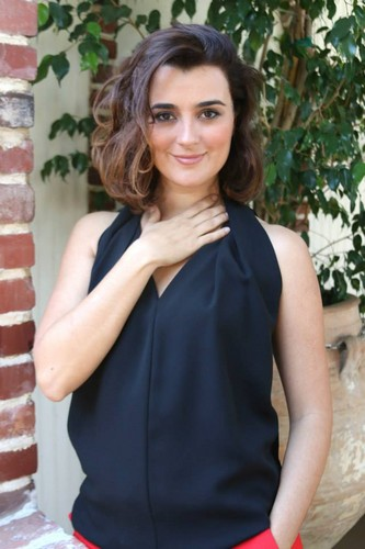 Cote de Pablo fond d'écran probably containing a portrait entitled Cote de Pablo
