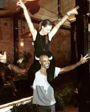 Criminal Minds Season 11 wrap Party