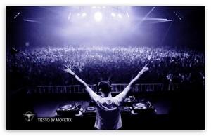 DJ show, concerto