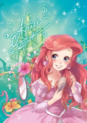 Disney princess images dp japan ariel hd wallpaper and - Images princesse ...
