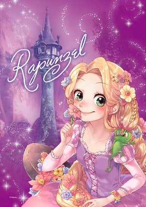 DP Japon - Rapunzel