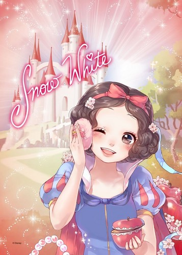putri disney wallpaper possibly with anime entitled DP jepang - Snow White