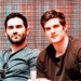 Daniel  and Tyler - tyler-hoechlin icon