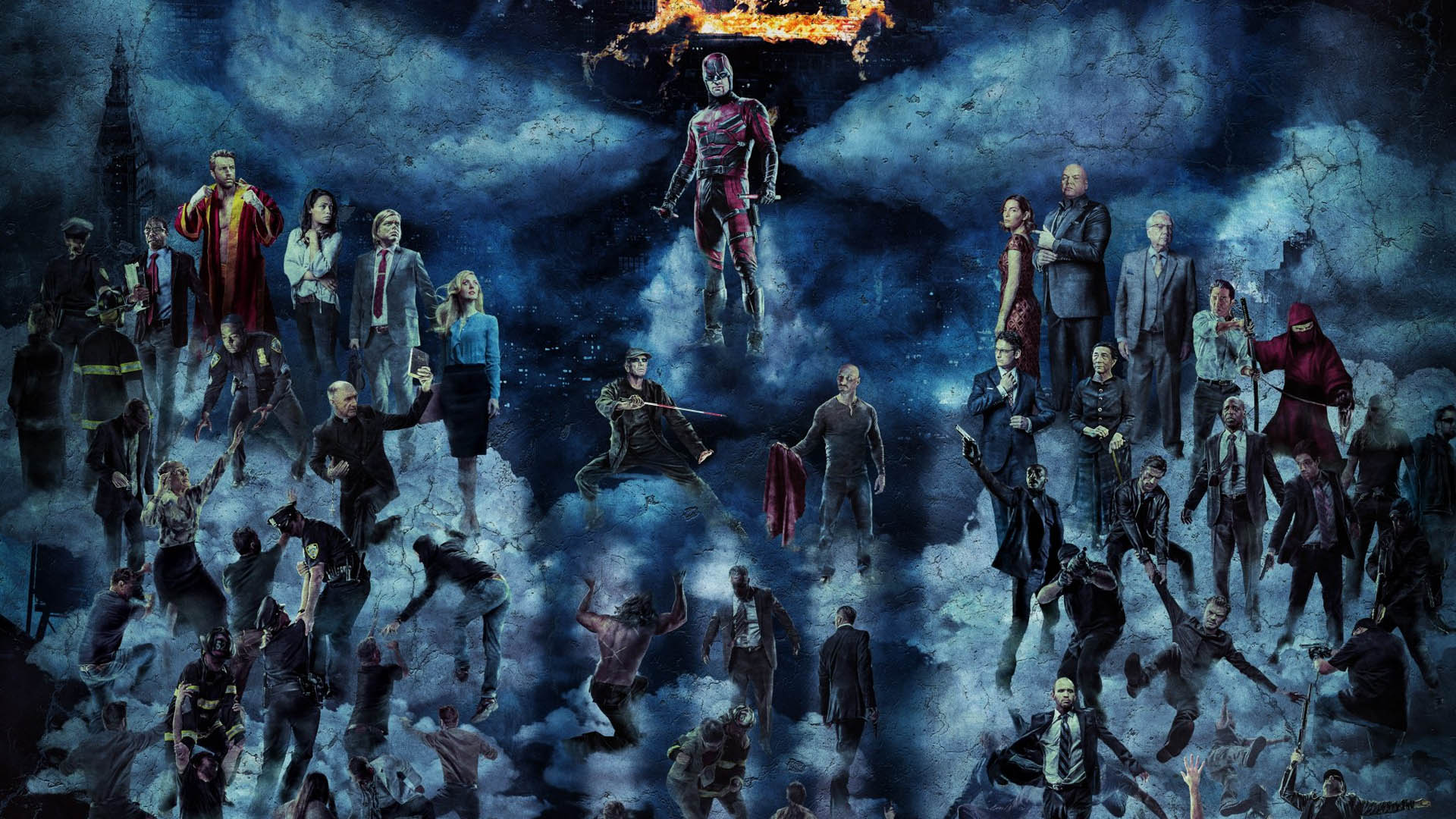 Daredevil Season 2 Daredevil Netflix Wallpaper 39403156
