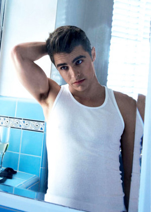 Dave Franco - Glamour Russia Photoshoot - April 2011