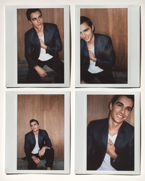 Dave Franco - L'Officiel Hommes Germany Photoshoot - January 2016