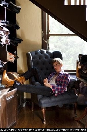 Dave Franco - Mike Rosenthal Photoshoot - 2010