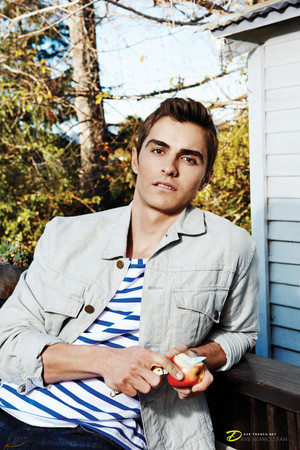 Dave Franco - Wonderland Photoshoot - February/March 2013