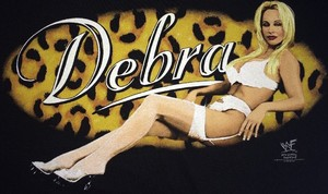 Debra T-Shirt graphic (1999)