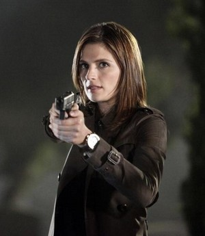 Det. Kate Beckett.