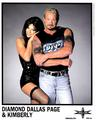 Diamond Dallas Page With Kimberly fotografia 1