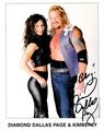 Diamond Dallas Page With Kimberly Foto 2