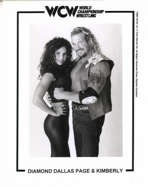 Diamond Dallas Page With Kimberly Foto 3