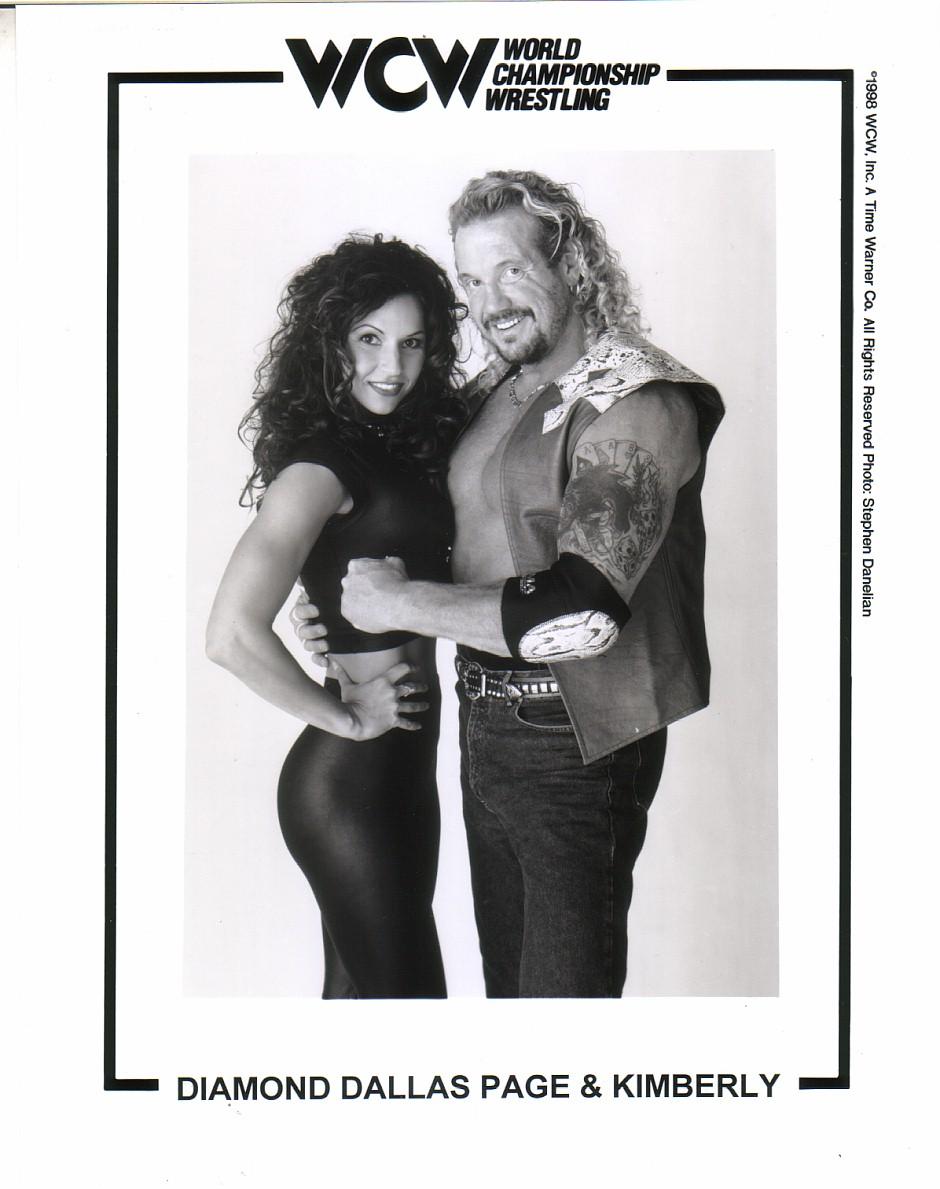 Diamond Dallas Page With Kimberly 照片 3