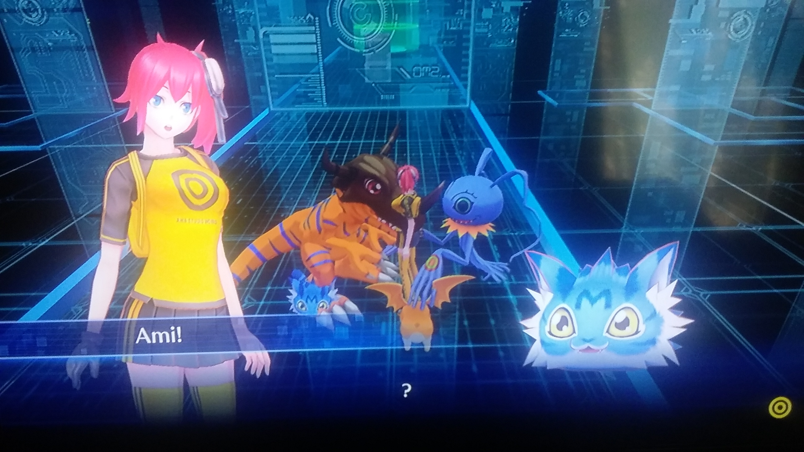 Digimon Imagens Digimon Story Cyber Sleuth Ami Hd Wallpaper And