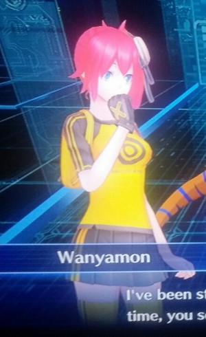 Digimon Story Cyber Sleuth Ami