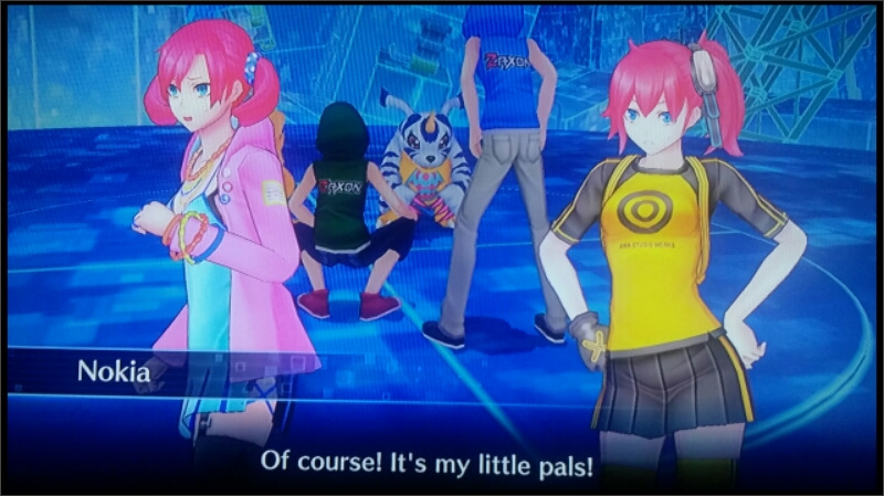 Digimon Imagens Digimon Story Cyber Sleuth Wallpaper And Background