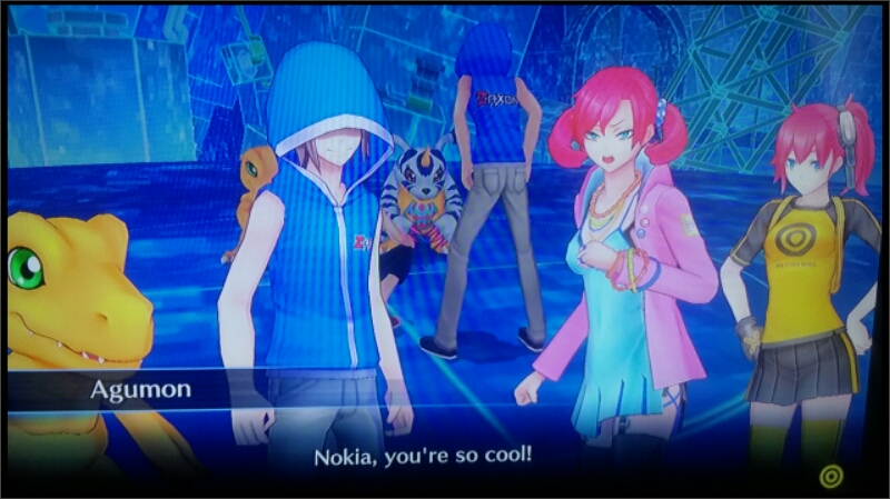 Digimon Images Digimon Story Cyber Sleuth Fond D Ecran And