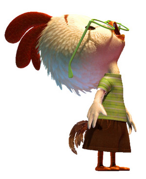Дисней Chicken Little