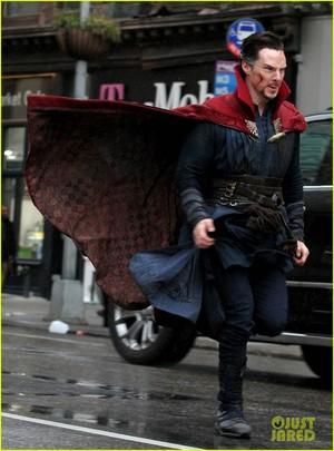 Doctor Strange - NYC Filming