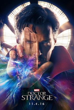 Doctor Strange - New Poster