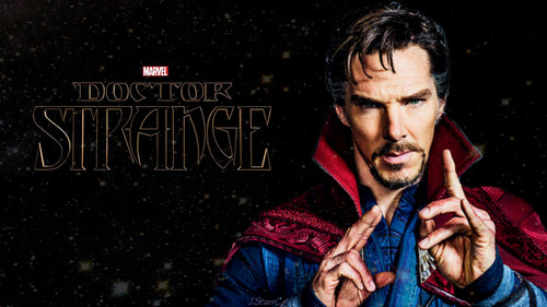 Doctor Strange (2016) Full Movie Watch Online Free