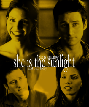 Doyle/Cordy Fanart - She Is The Sunlight