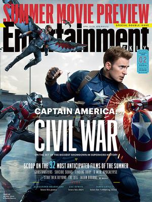 EW Magazine Covers