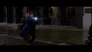Eddie Remayne as Newt Scamander