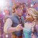 Elsa and Eugene - disney-crossover icon