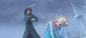 Elsa and Hans