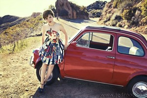 Emily Browning Photoshoots