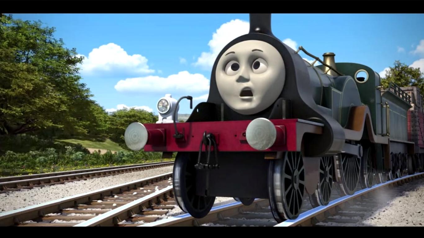 Emily Bubbling Boilers - Thomas the Tank Engine Photo ...