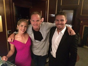 Emily, Stephen and Glen