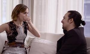 Emma Watson & Lin-Manuel Miranda Interview