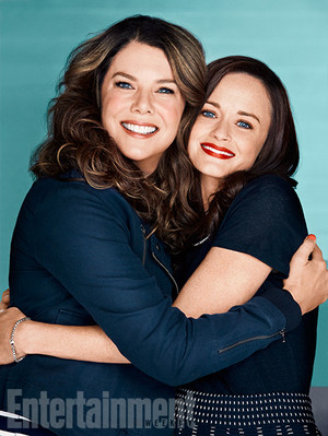 Entertainment Weekly Gilmore Girls
