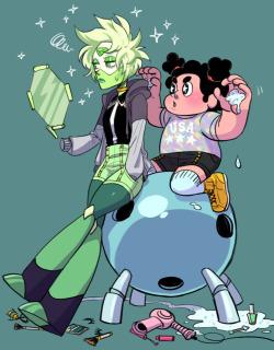 Even zaidi Steven Universe