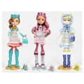 Ever After High Epic Winter Ashlynn Ella,Briar Beauty and Blondie Locks muñecas