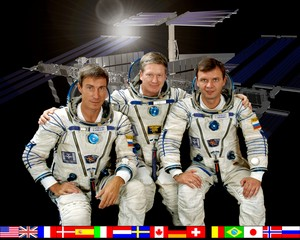 Expedition 1 Mission Crew