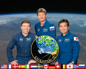 Expedition 19 Mission Crew